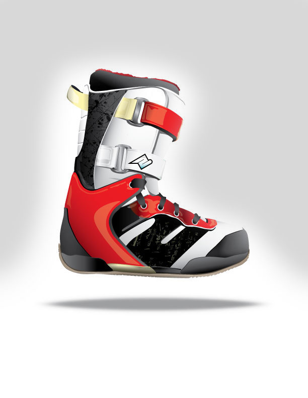 Ezo Snowboards boot