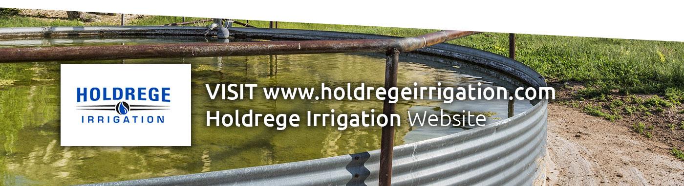 Holdrege Irrigation Visit