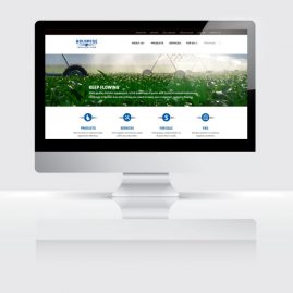 Holdrege Irrigation Website