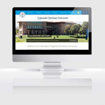 Colorado Christian University Main Website
