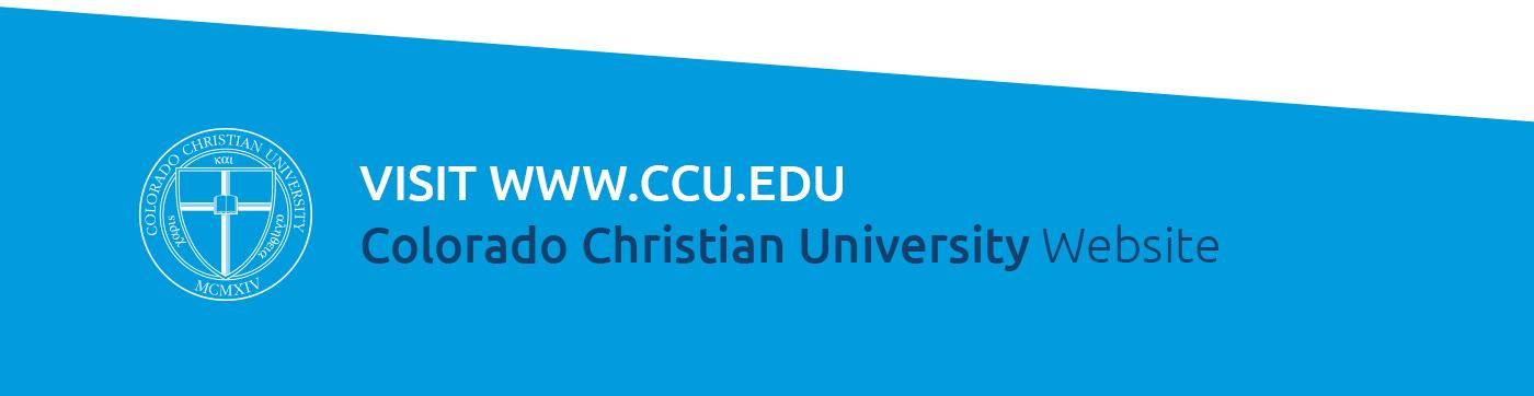 Colorado Christian University Main Website Visit