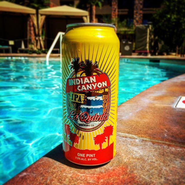 La Quinta Brewing Co. Indian Canyon