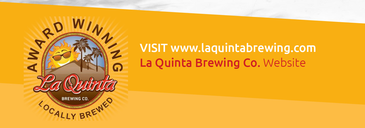 La Quinta Brewing Co. Visit