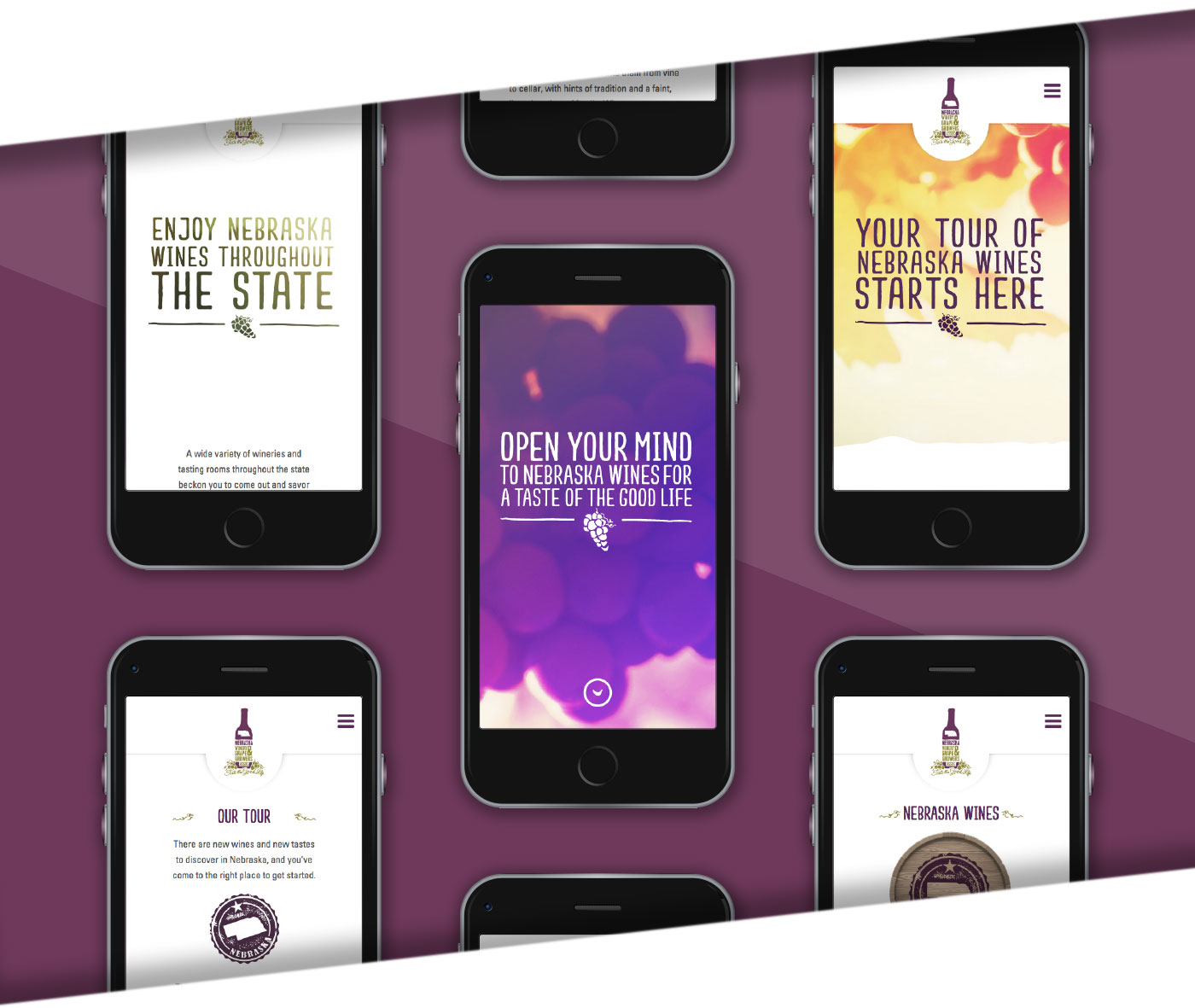 Nebraska Wine and Grape Growers Association Mobile
