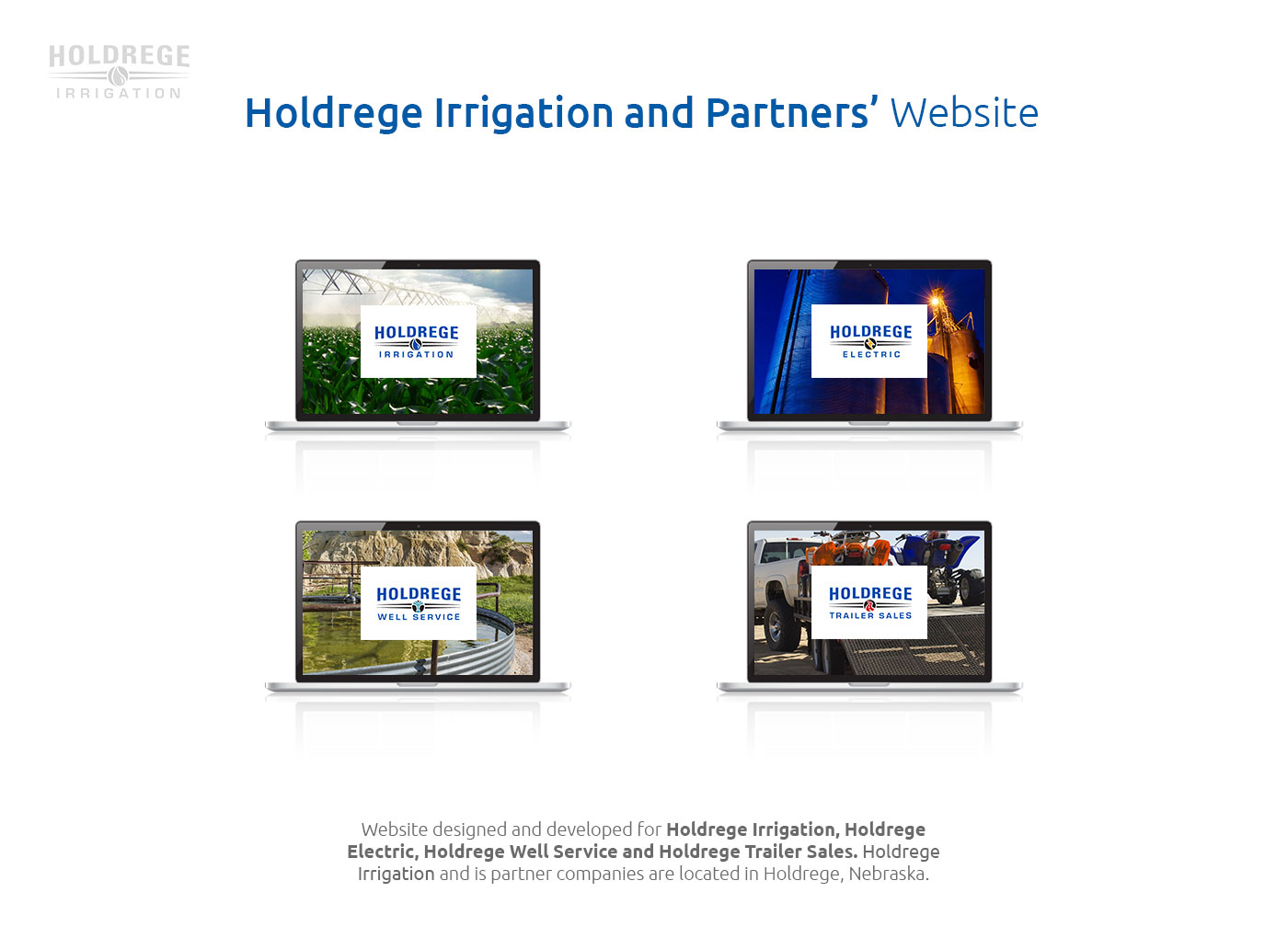 Holdrege Irrigation Four Partners